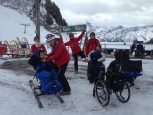 Ski à Villars